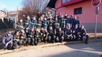 Postali smo gasilci in gasilke