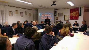 Občni zbor prostovoljnega gasilskega društva Šmihel pri Žužemberku
