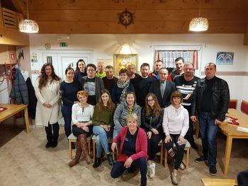 Novo vodstvo Kulturnega društva Šmihel pri Žužemberku