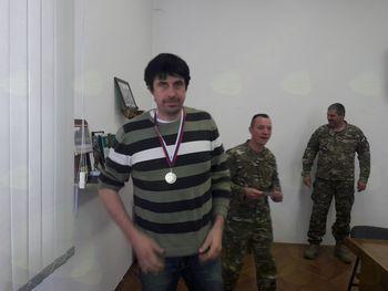 Strelci iz Vojnika na 4. mestu, Matjaž Žgajner osvojil 1. mesto