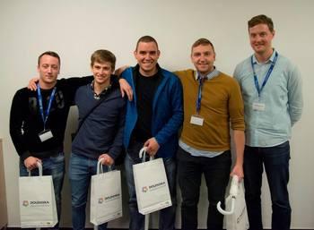 Na Startup vikendu zmagali Mirnopečani s pametnim  termometrom