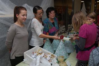 Cepetavčkov dobrodelni bazar