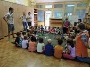 Predstavitev tabornikov