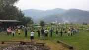Spoznavni vikend tabornikov