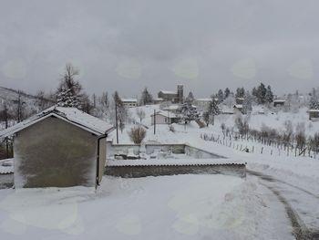 Zimovanje tabornikov