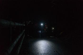 Nočni pohod ob Soči