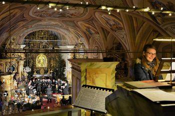 Čisto pravi božični koncert