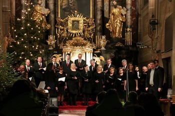 Sodelovanje na koncertu v Novi Cerkvi