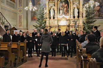 Sodelovanje na koncertu v spomin Romanu Štusu
