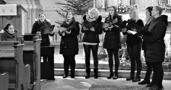 Sodelovanje na občinskem prazniku v Oplotnici