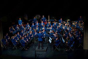 """Pihalni orkester Jesenice - Kranjska Gora """"Pod Avsenikovo marelo"""""""