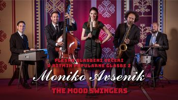 Plesni večer z Moniko Avsenik in The Mood Swingers, sobota 28.9.2019