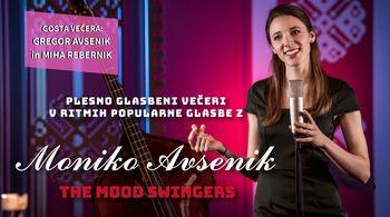 Plesni večer z Moniko Avsenik & The Mood Swingers, sobota 29.2.2020