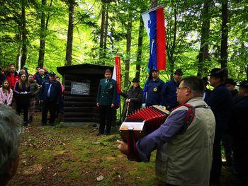 DOBRO OBISKANA PRIREDITEV - 75 let partizanske tiskarne TEHNIKA MERNIK