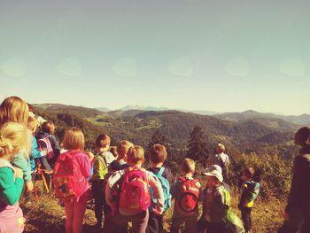 Planinski izlet na Planino nad Horjulom