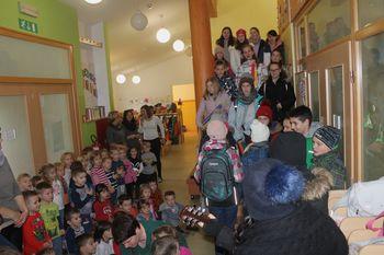 Praznični čas, koledniki in Dedek Mraz