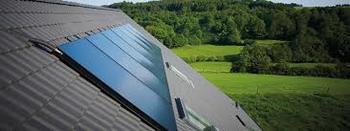 Sprejemniki sončne energije za pripravo tople sanitarne vode
