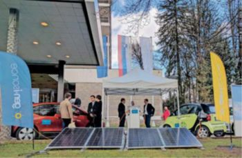 Solarna prihodnost in električna mobilnost