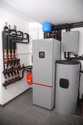 Nove tehnologijah pri toplotnih črpalkah