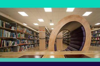 Knjižnica Domžale in enote od 1. do 11. aprila zaprte za vse uporabnike
