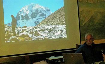 Kailash - sveta gora štirih regij