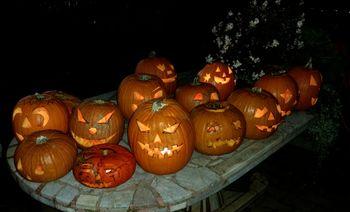 Dan reformacije in noč čarovnic na Dobenu