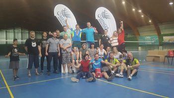 Uspešno zaključena rekreativna badminton liga PKA