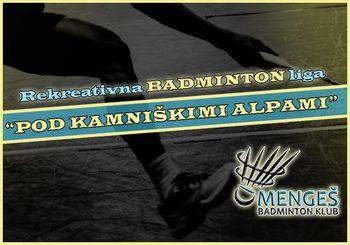 FINALE: 4. turnir Rekreativne badminton lige PKA