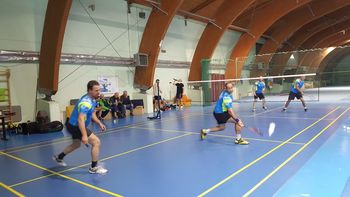 30 let obstoja badmintona v Mengšu