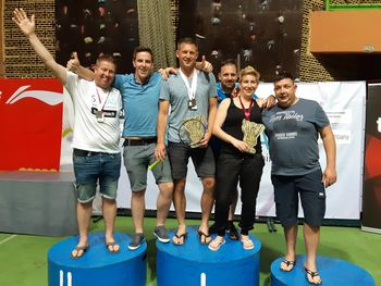Uspehi članov Badminton kluba Mengeš na mednarodni ADA ligi