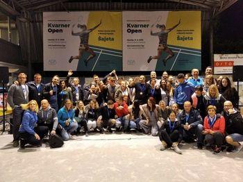 1. badminton turnir lige ADA v novi sezoni: Kvarner Open 2019