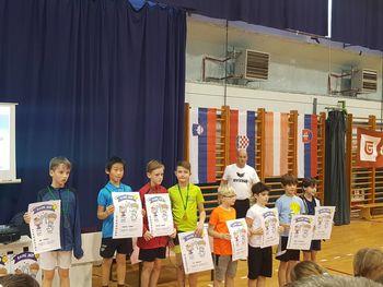 Najmlajši člani Badminton kluba Mengeš so se ponovno izkazali