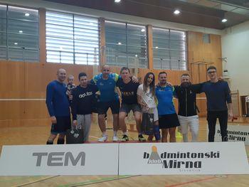 Badminton klub Mengeš na Dolenjskem