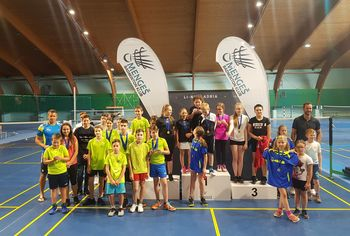 Badminton klub Mengeš v novo sezono