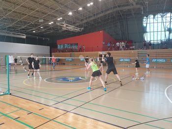 Badminton klub Mengeš v Slovenski badmintonski ligi 2021