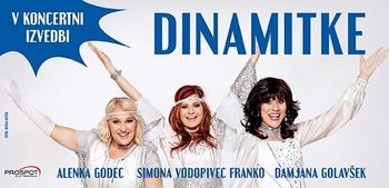 DINAMITKE iz muzikala Mamma mia, koncert