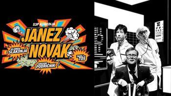 JANEZ NOVAK, S3P komedija (Slakonja, Toš, Podričnik)