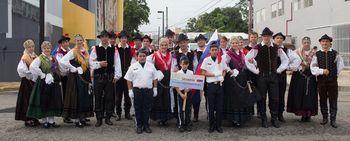 Folklorna skupina Mengeš na CIOFF festivalu v Portoriku