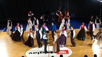 Folklorna skupina odpira vrata v novo sezono