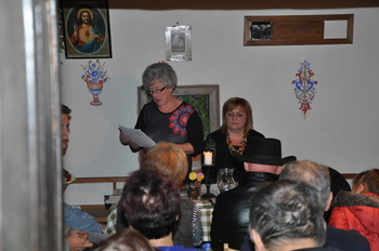 147. Literarni večer v Skomarski hiši