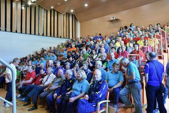 14. Športne igre upokojencev Pokrajinske zveze DU severne Primorske