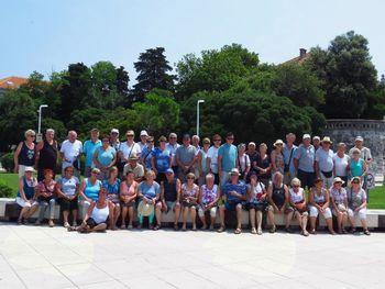 Poletne počitnice članov društva