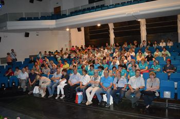 Srečanje prostovoljcev projekta Starejši za starejše Pokrajinske zveze društev upokojencev  SP