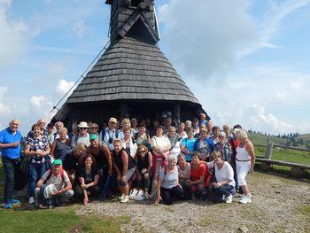 Izlet v Kamnik in na Veliko planino