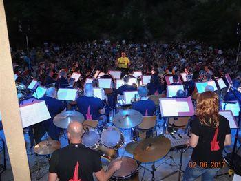 Rock koncert v Pruhu