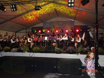 Sedem septembrskih nastopov Mengeške godbe