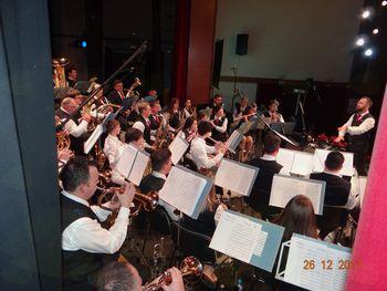 Novoletni koncert Mengeške godbe