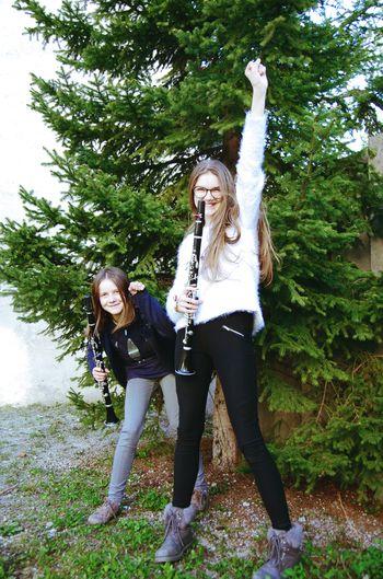 Zlati mengeški klarinetisti