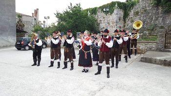 Dvojno gostovanje Mengeške godbe na Hrvaškem
