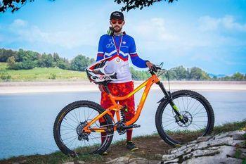 Jan Markič: Največji izziv mi je tekmovati z najboljšimi